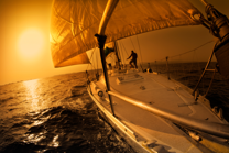 sunset_yachting